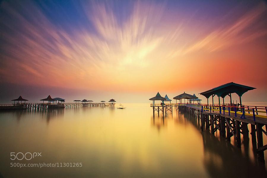 Photograph silent morning by Eko Sumartopo on 500px