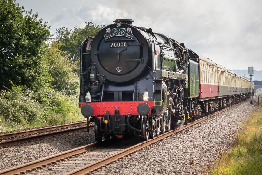 BR Britannia Class