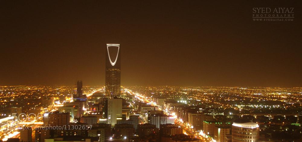 Photograph Riyadh Cityscape by Syed Aiyaz Uddin on 500px