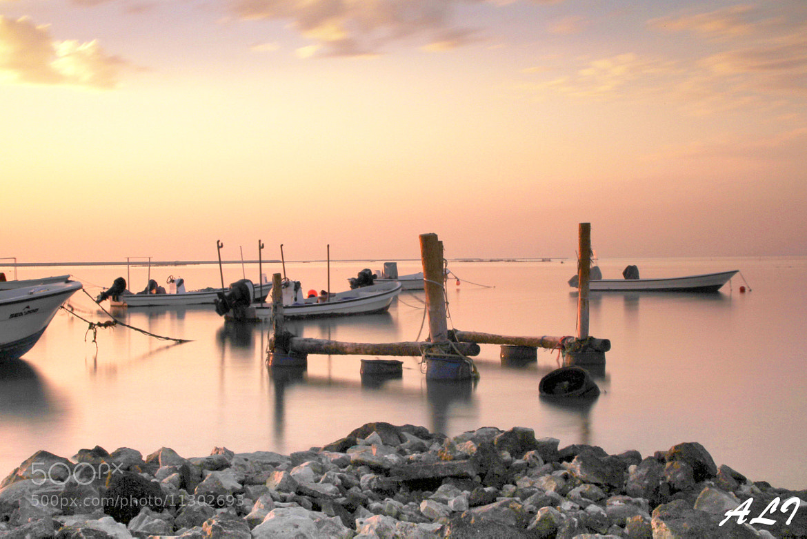 Photograph Quiet Sunset by ALI ALZAIMOOR on 500px