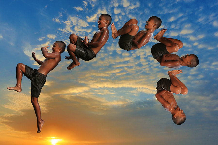 Photograph jump for fun by Prachit Punyapor on 500px
