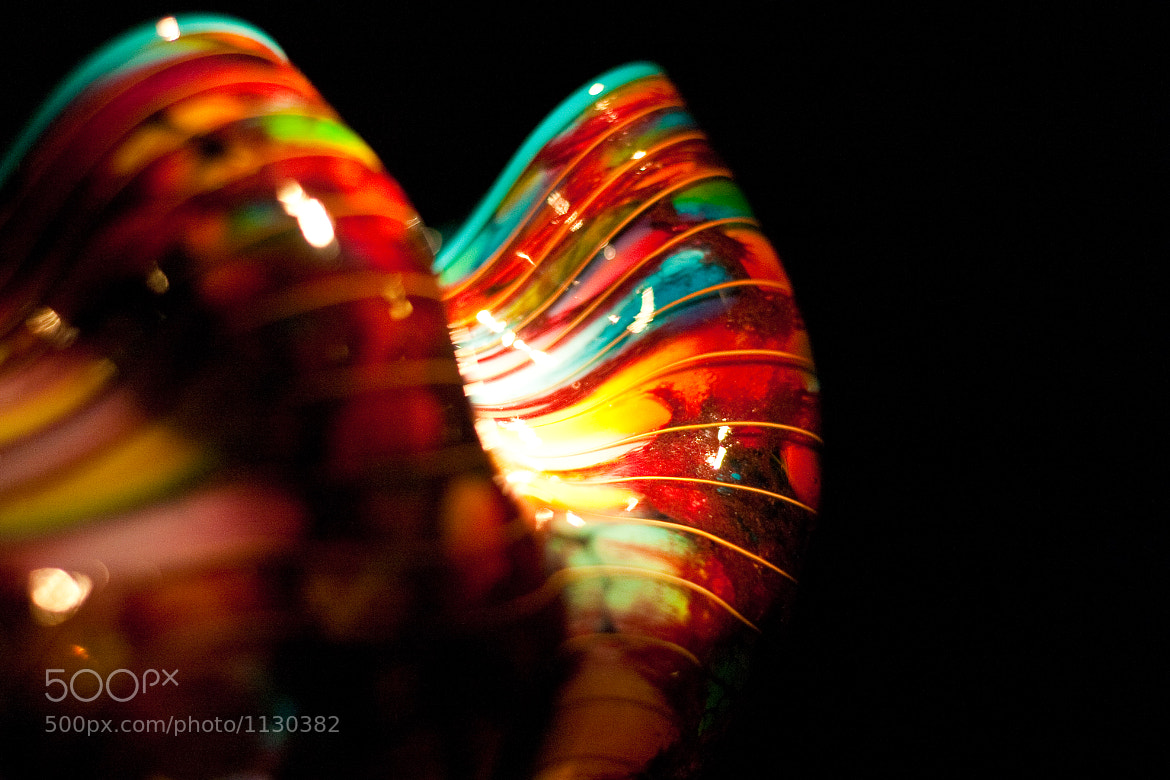 Photograph Bright Glass in Dark by Paul Carpenter on 500px