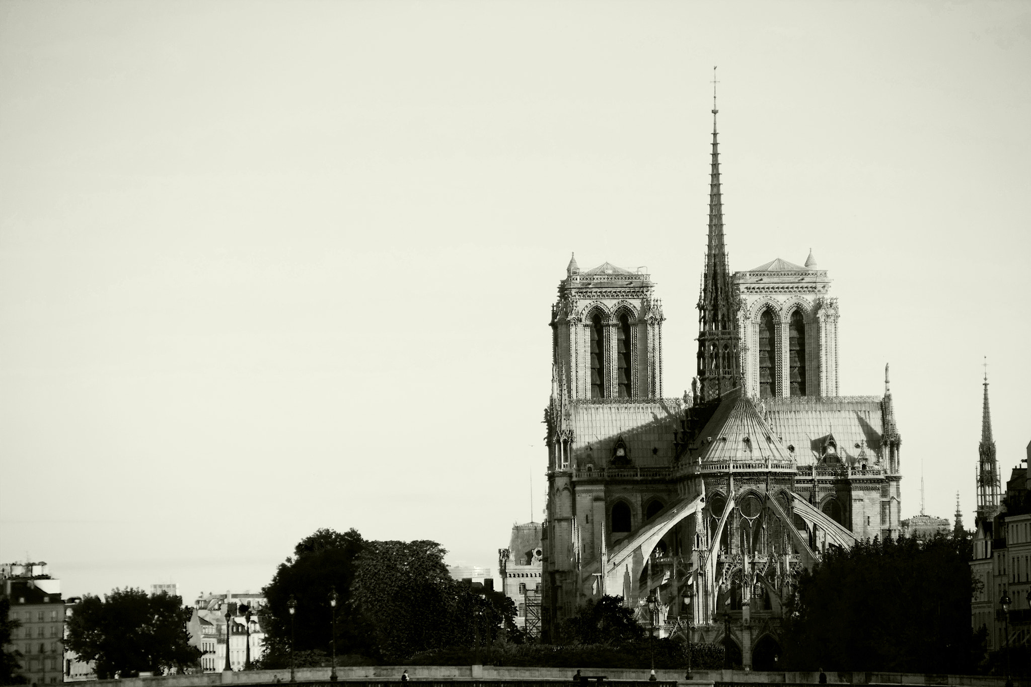 Photograph Notre dame by Guillaume Fadié on 500px