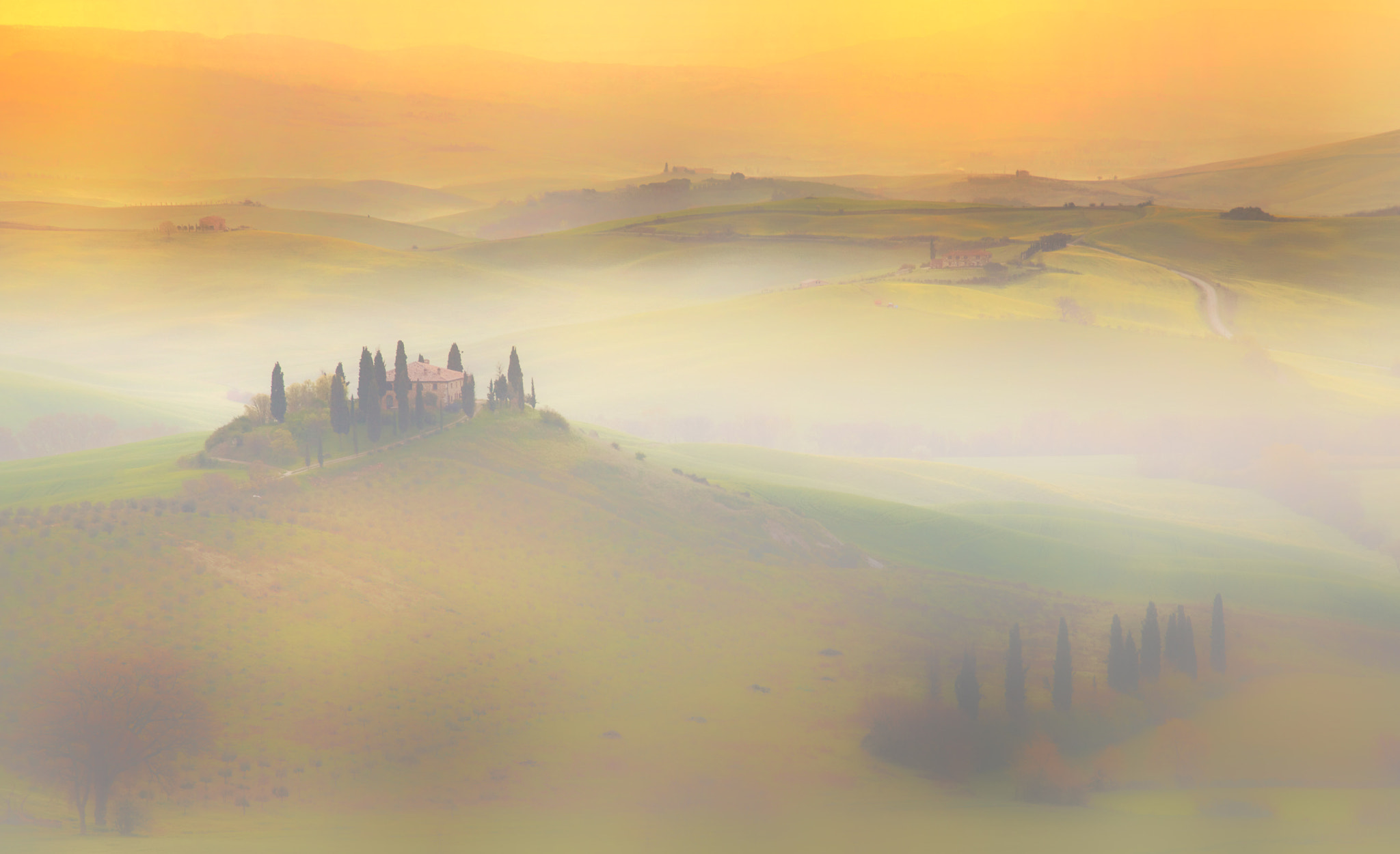 Photograph Tuscany two by Roberto Paglianti on 500px