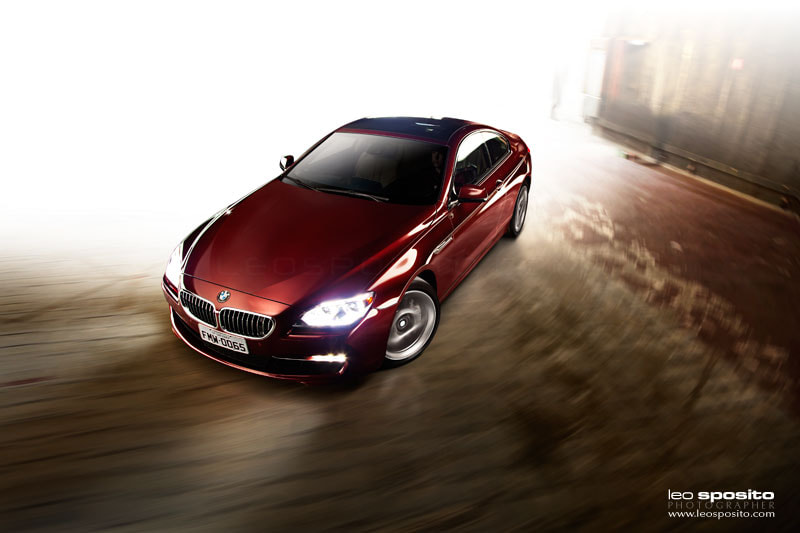 Photograph BMW 6 coupe by Leo Sposito on 500px