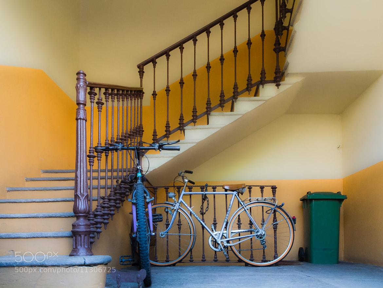 Photograph Two bikes by Foto van Beloois on 500px