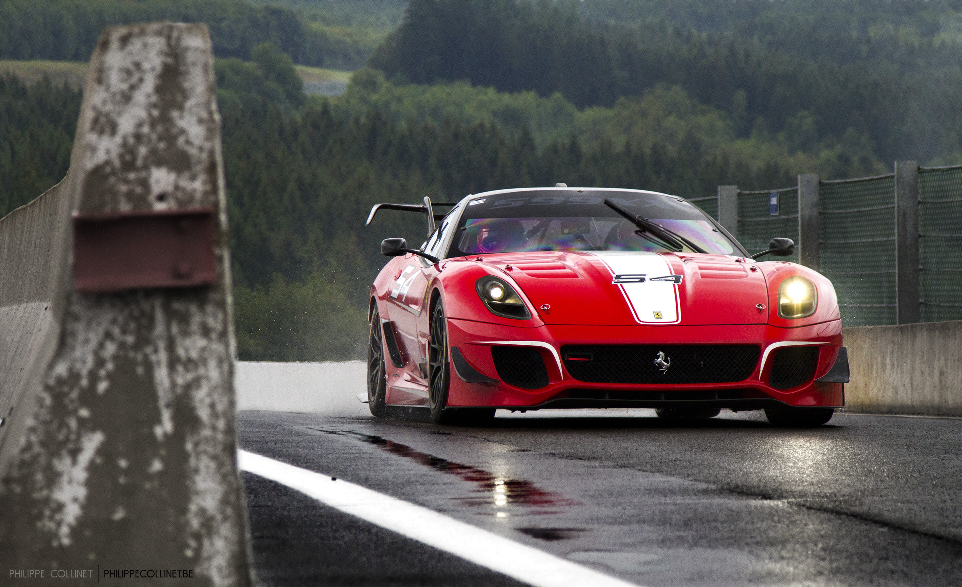 Photograph Ferrari 599XX EVO by Philippe Collinet Automotive Photography on 500px