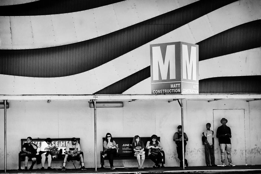 Bus Stop - L.A.