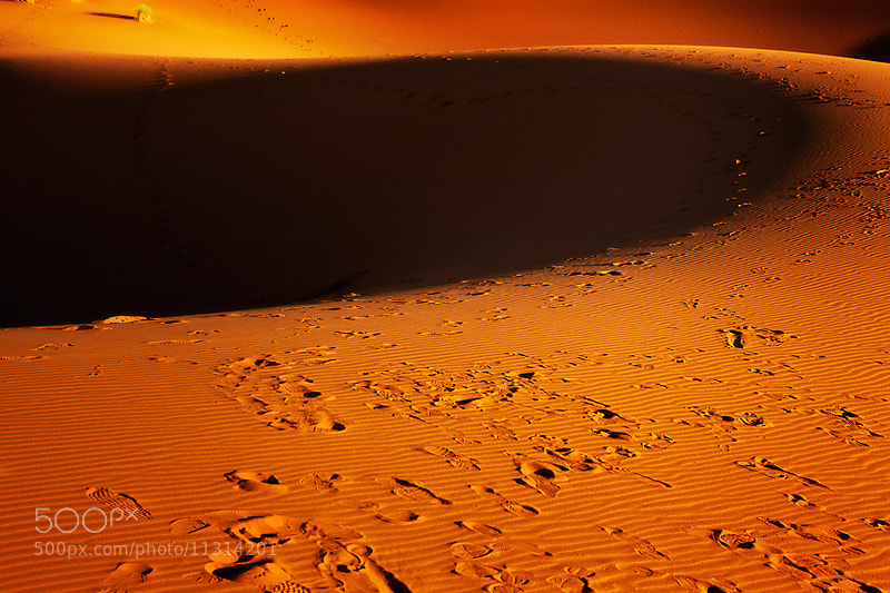 Photograph Sahara Thing by jayspy on 500px