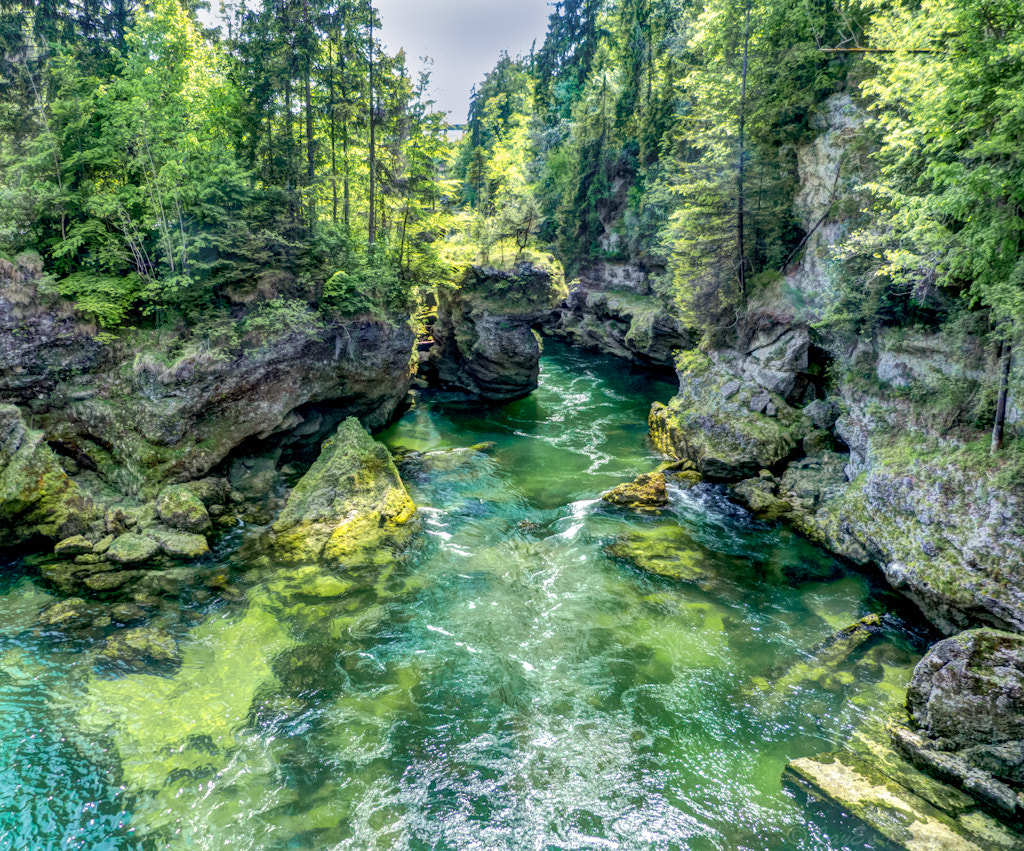 Photograph HDR Canyon by Jürgen Schröder on 500px