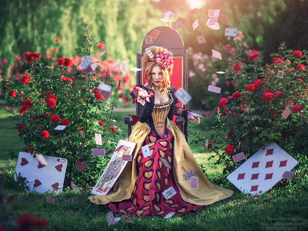 Queen of hearts by Kimberly Potvin on 500px