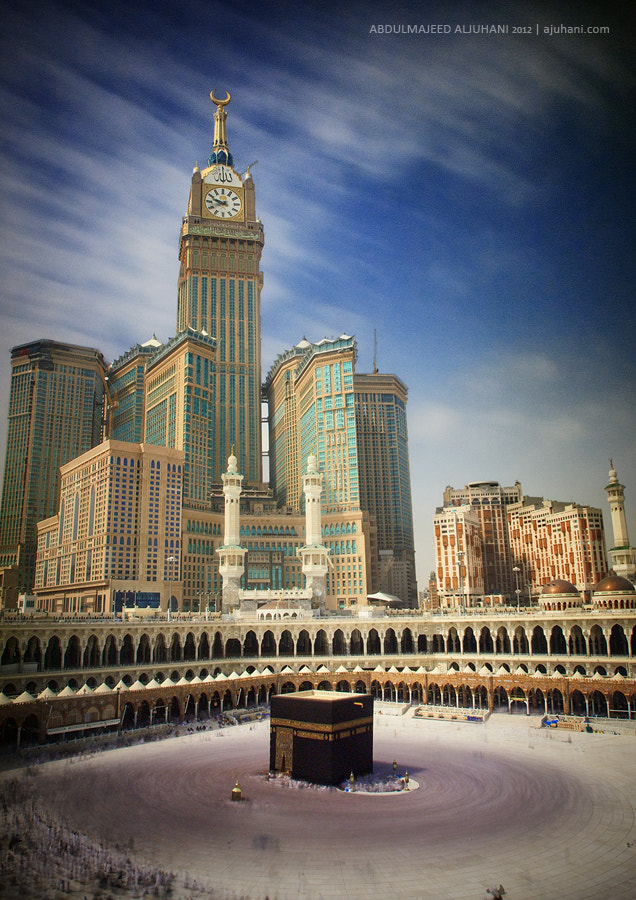 "Photograph Makkah ""color version"" by Abdulmajeed  Aljuhani on 500px"