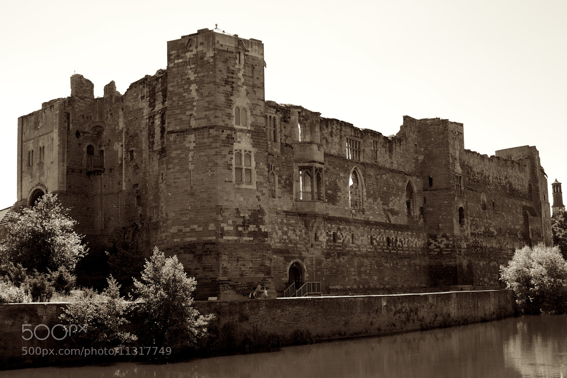 Photograph Old Style Newark Castle by Darren Smith on 500px
