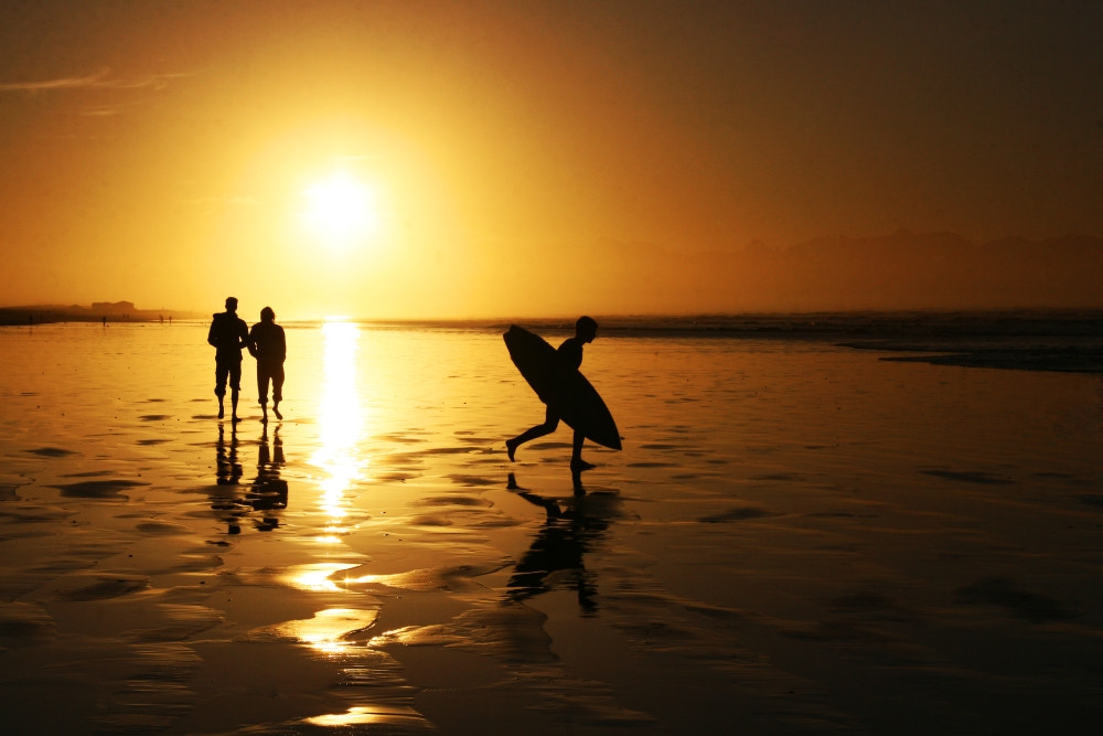 Photograph Surfer Silhouette by Craig Wilson on 500px