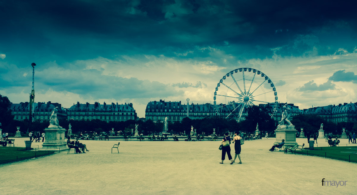 Photograph Paris - Jardin des tuileries by Frederic Mayor on 500px