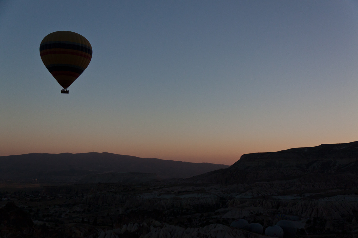 Photograph Cappadocia sunrise by Simone Torino on 500px