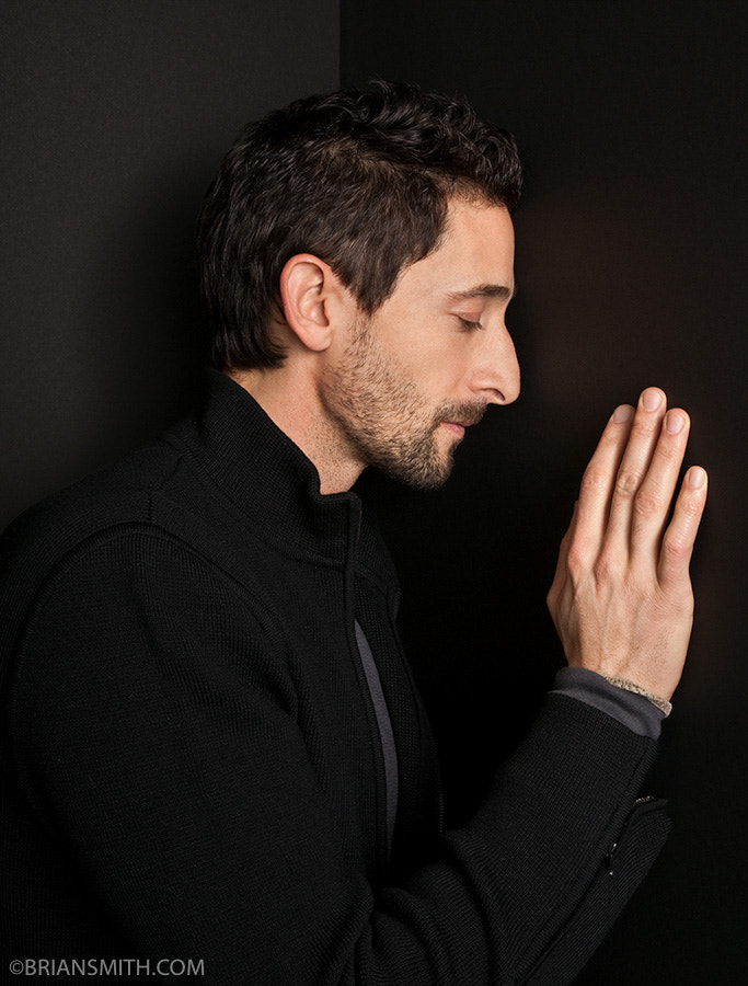 Photograph Adrien Brody photographed for Art & Soul by Brian Smith on 500px