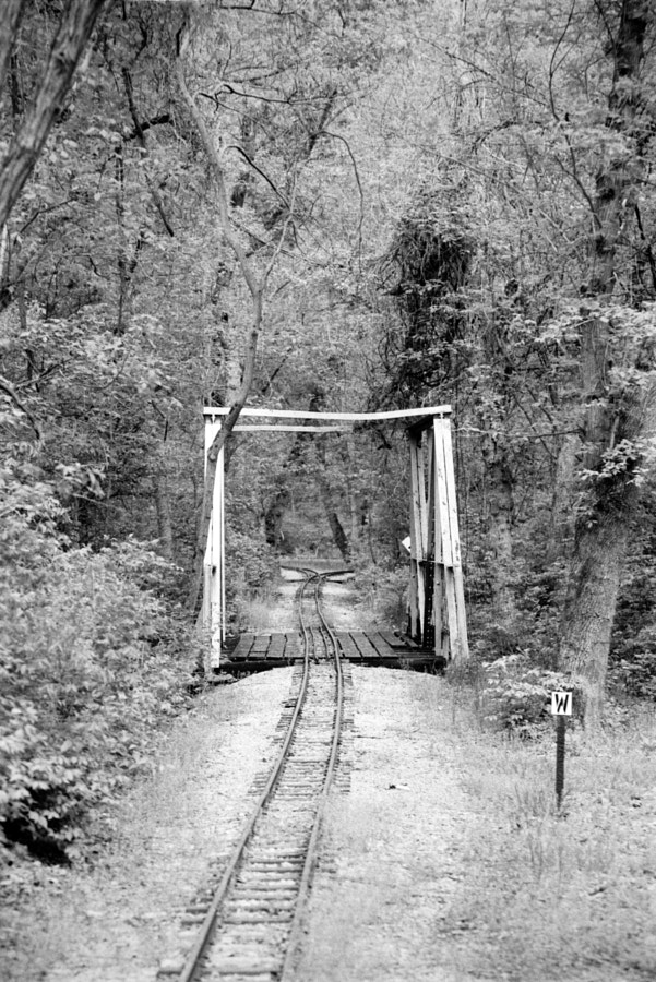 Photograph Twelve Inch Gauge Railway, Missouri by Richard Keeling on 500px