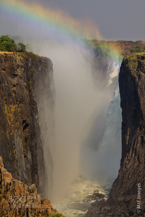 Photograph Victoria Falls Rainbow by Michael Flaherty on 500px