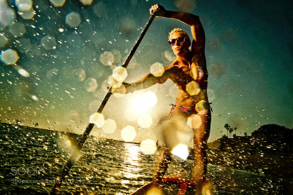 Photograph Paddle Boarder by Rob Hammer on 500px