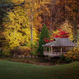 Teahouse at Brookside Garden by Gregory Cross (gacphoto1)) on 500px.com