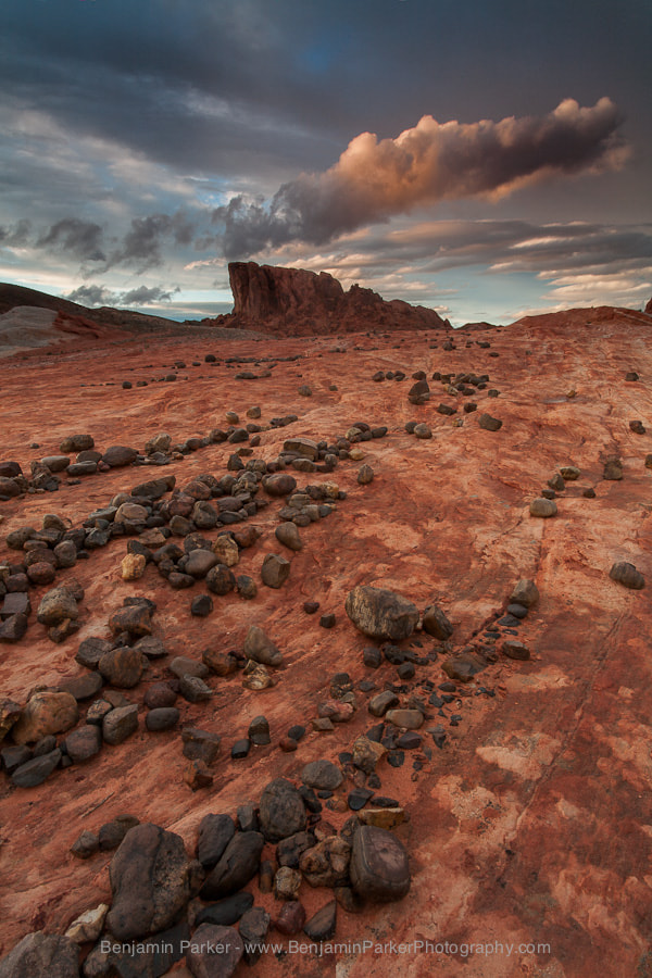 Photograph Valley of Fire Lines by Benjamin Parker on 500px