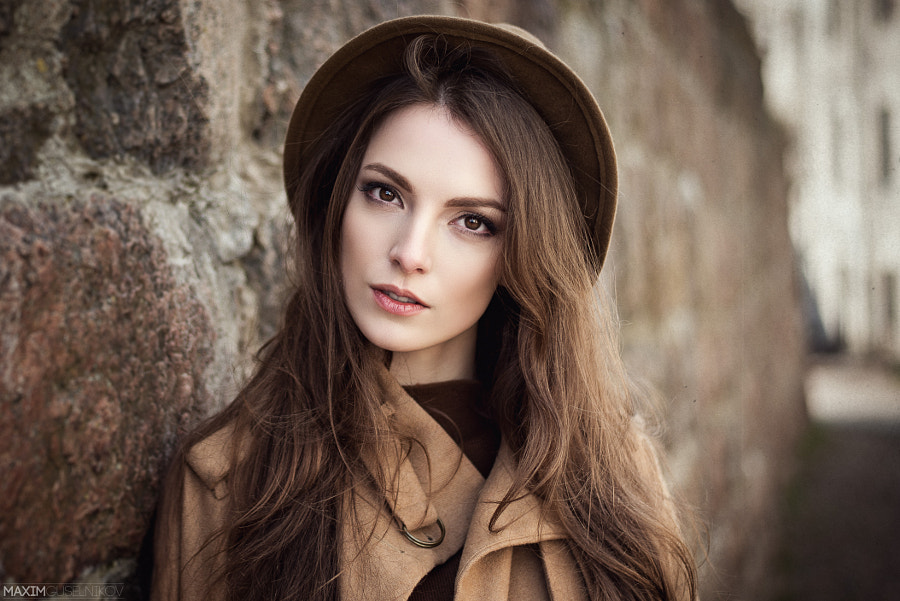 Photograph Karina by Maxim  Guselnikov on 500px