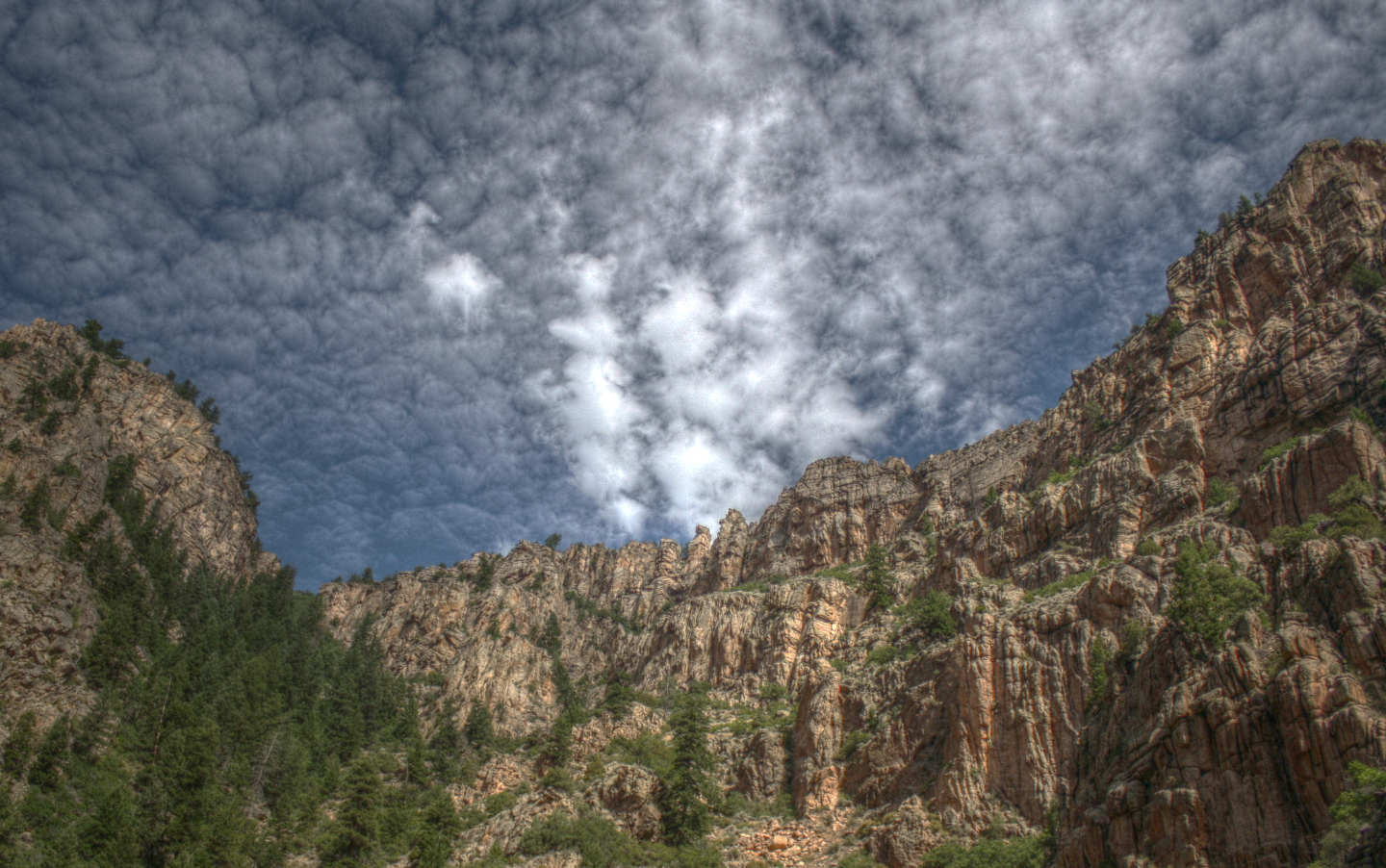Photograph Into the Black Canyon by Christy Karnatz on 500px