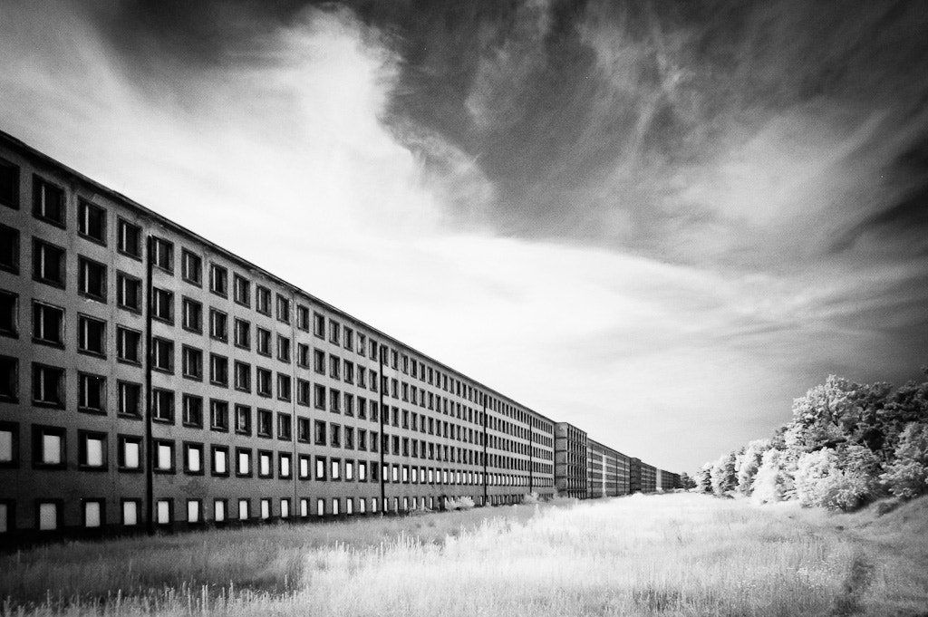 Photograph Prora by Christer Lindh on 500px