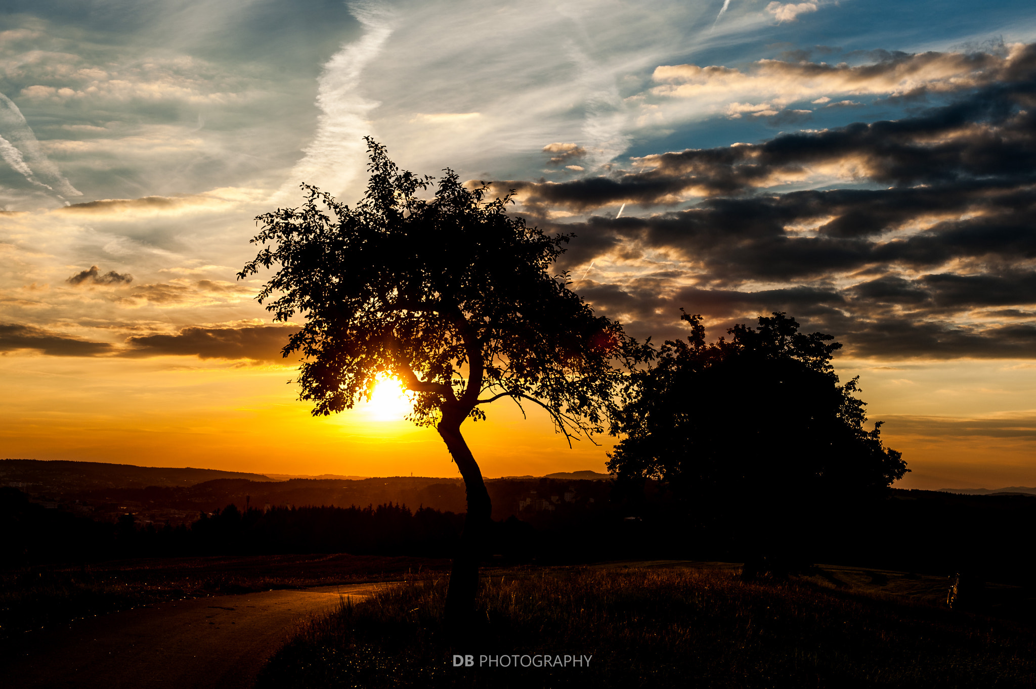 Photograph Sunset in Freinberg by Hans Weichselbaumer on 500px