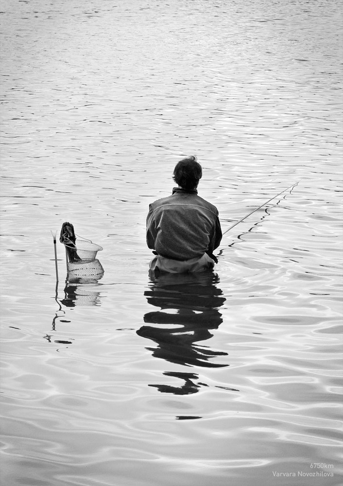 Photograph Fishing by Varvara Novozhilova on 500px
