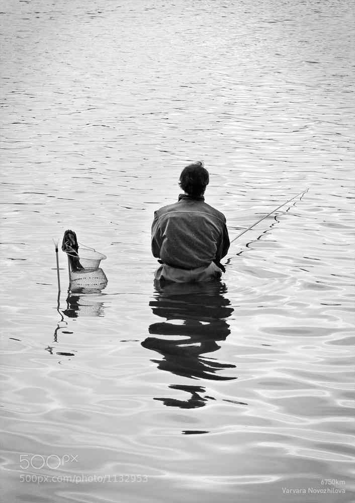 Photograph Fishing by Varvara Novozhilova on 500px