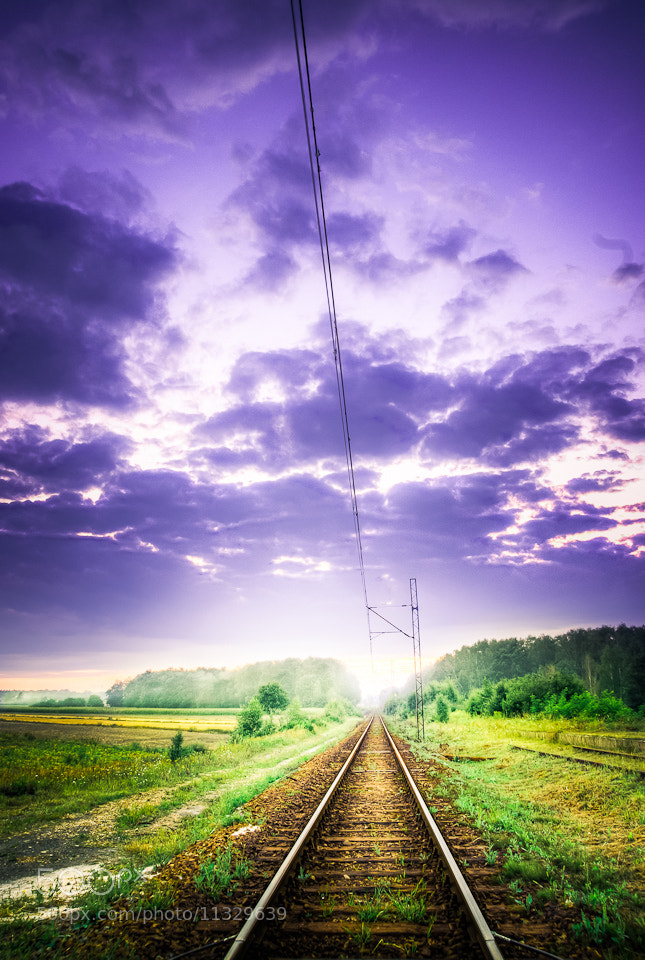 Photograph On my way to heaven by Rafał Makieła on 500px