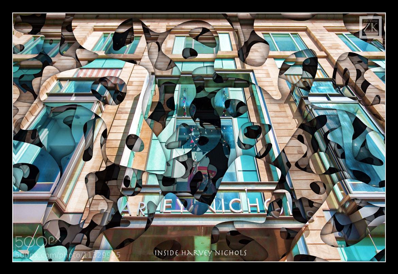 Photograph Inside Harvey Nichols by Zain Kapasi on 500px