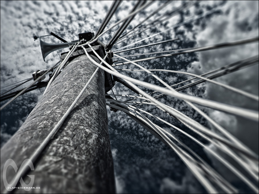 Photograph Ropes by Olaf Giermann on 500px