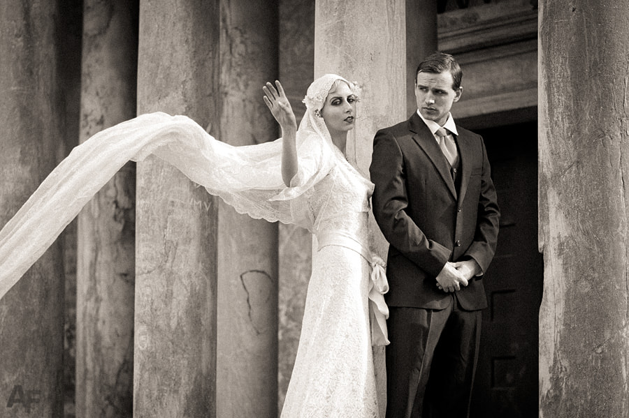 Photograph 1920 wedding by Alexander Flemming on 500px