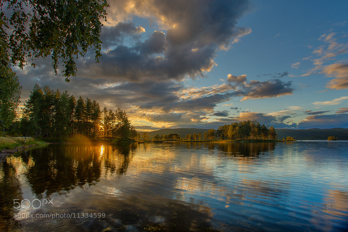 Photograph Evening clouds by Tore Heggelund on 500px