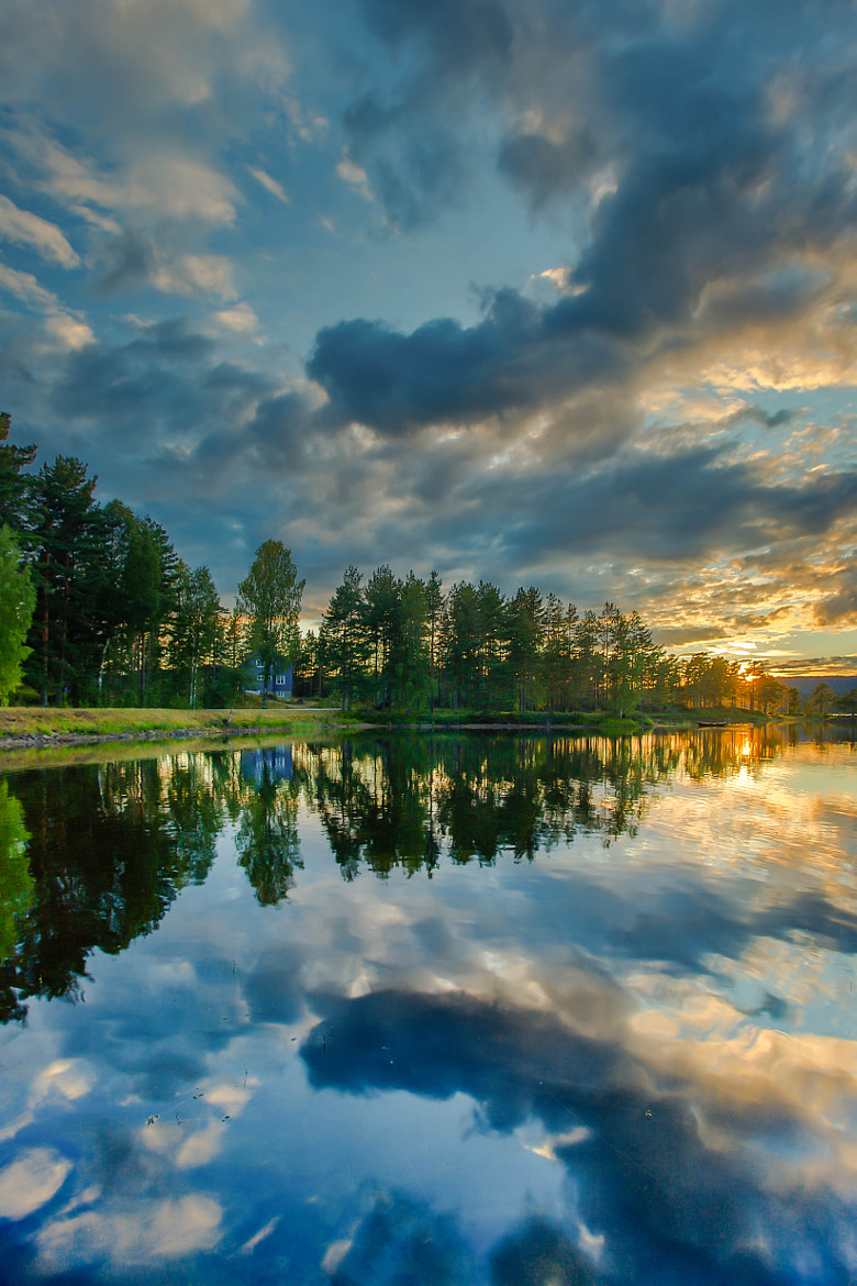 Photograph End of day by Tore Heggelund on 500px