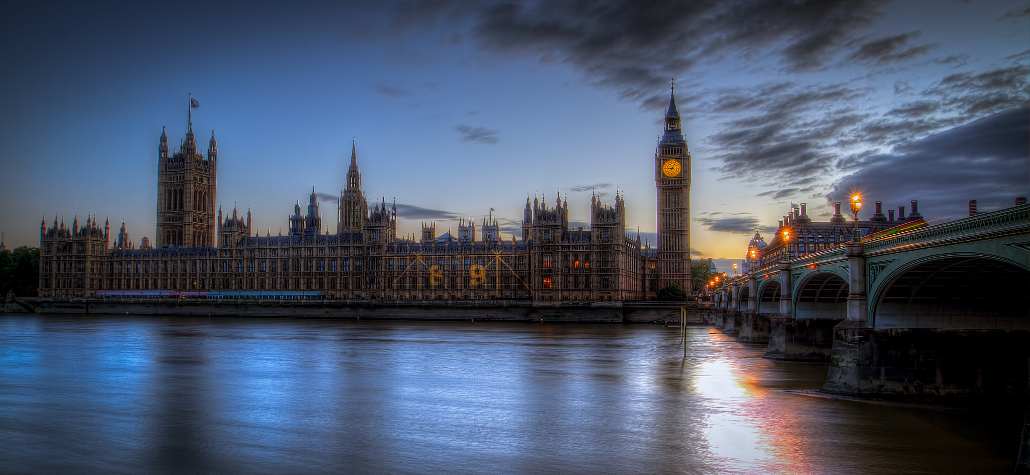 Photograph Houses of Parliament by René Ladenius on 500px