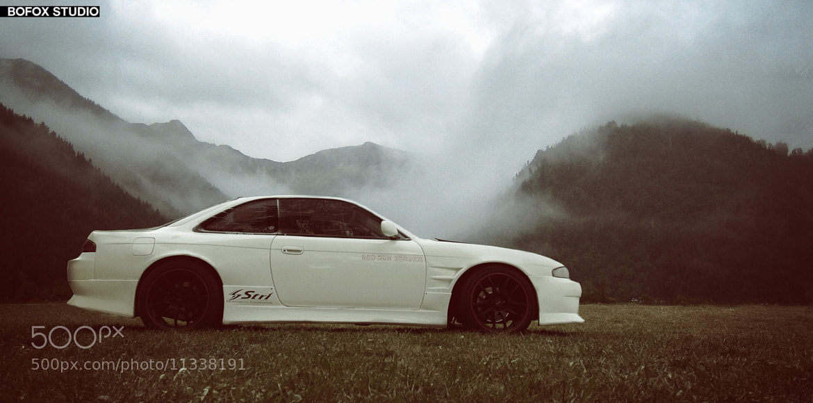 Photograph Nissan 200SX S14 Zenki by BOFOX STUDIO on 500px