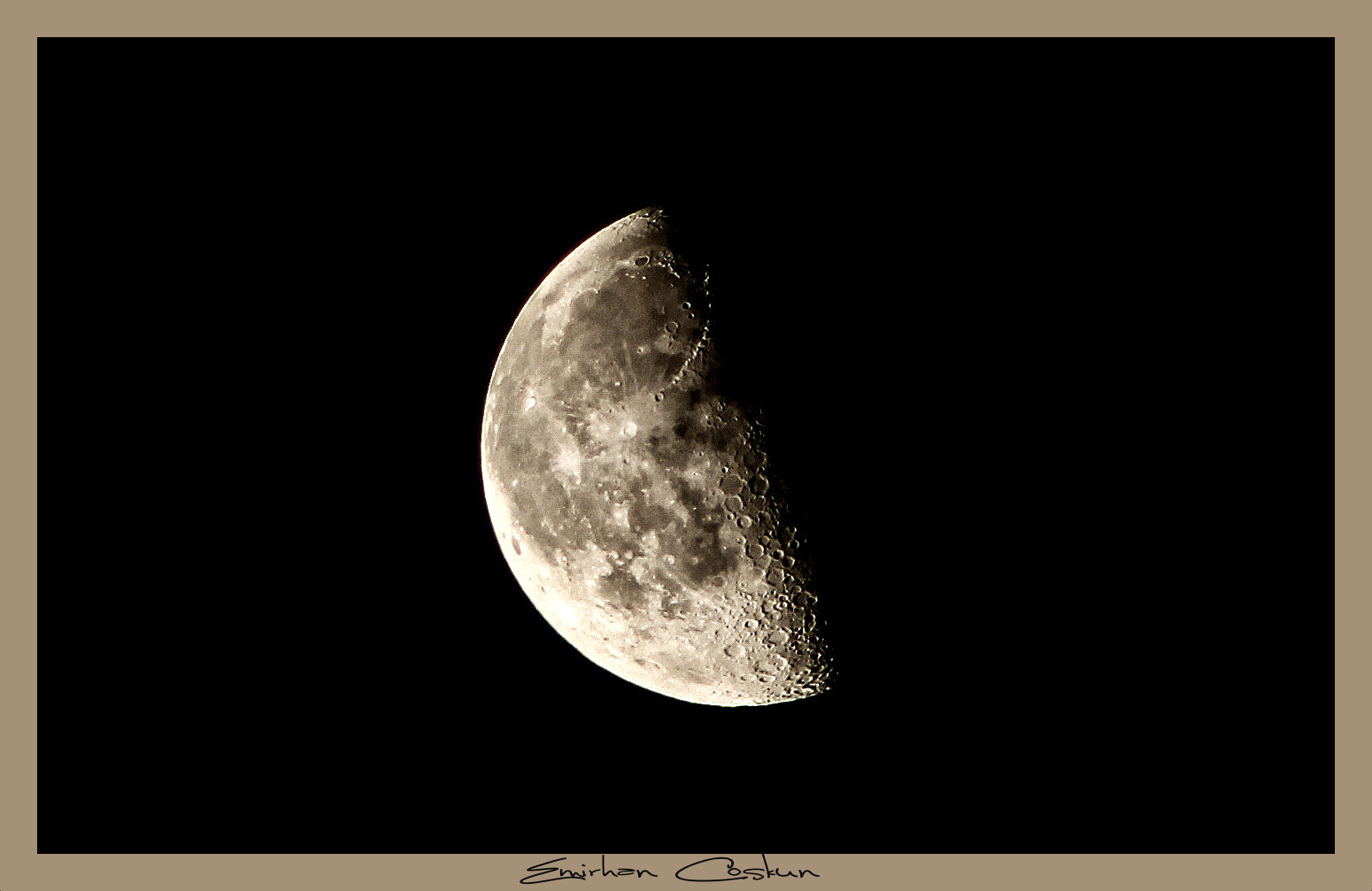 Photograph Moon by Emirhan Coskun on 500px