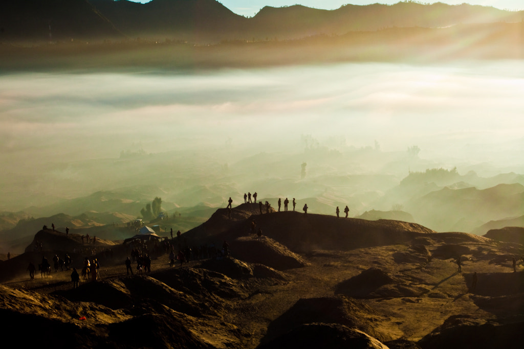 Photograph Morning Bromo by Andrew Prawiro on 500px