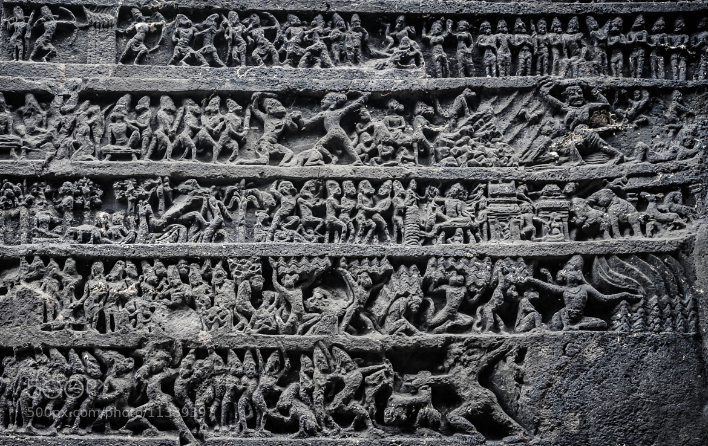 Photograph Episodes of Mahabarata by Kumaran Shanmugam on 500px