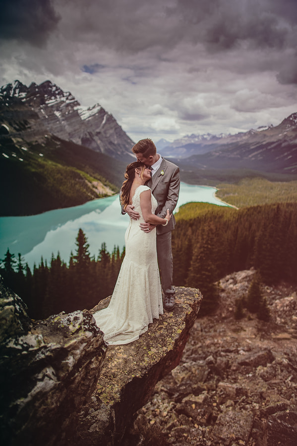 Photograph Mountain Couple by Carey Nash on 500px