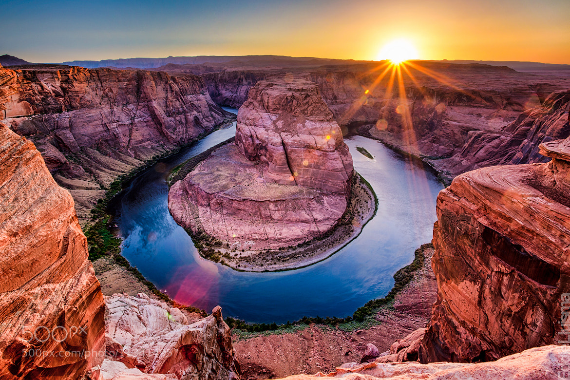 Photograph Horseshoe Bend by Eddie Lluisma on 500px