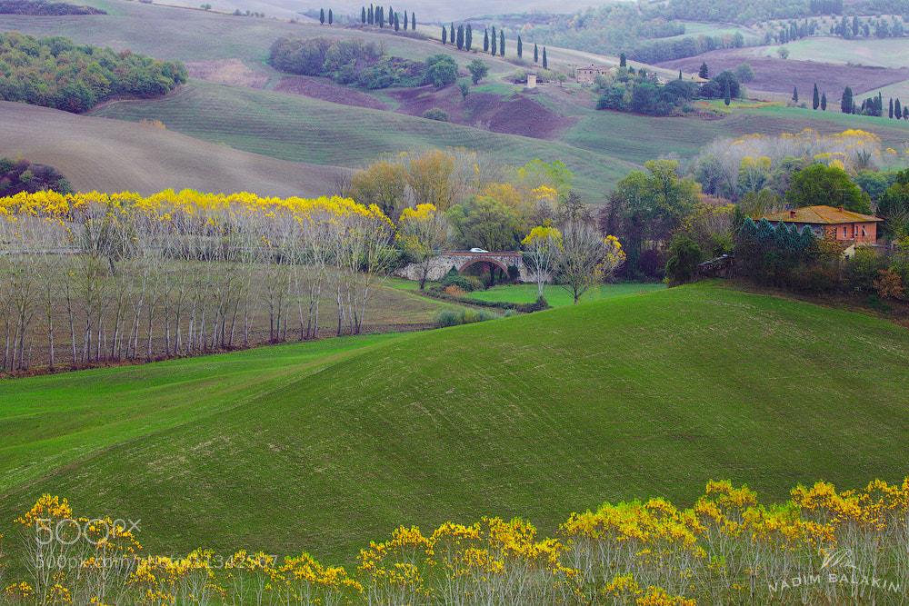 Photograph Tuscany by Vadim Balakin on 500px