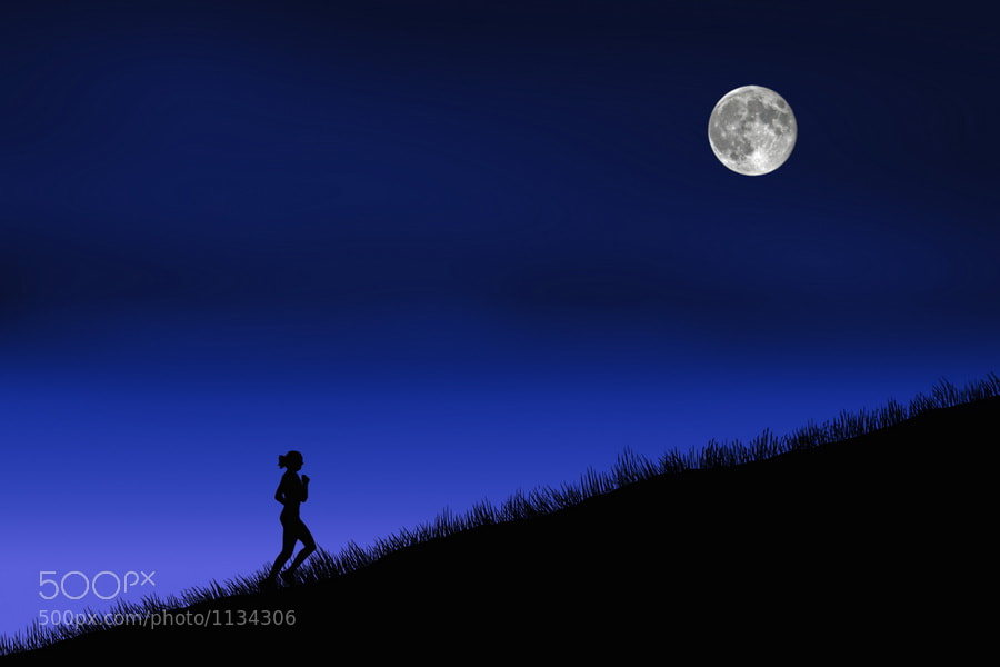 Photograph  joggging by Andrej Safhalter on 500px