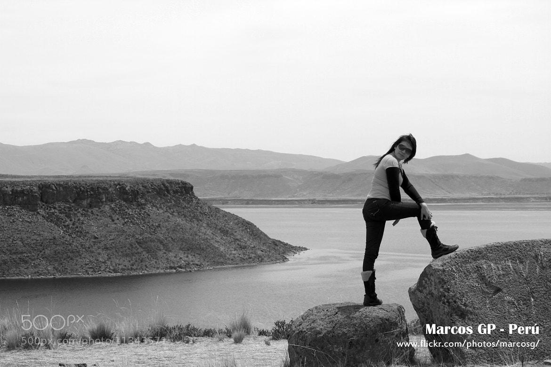 Photograph Belleza desaturada by Marcos  Granda P. on 500px