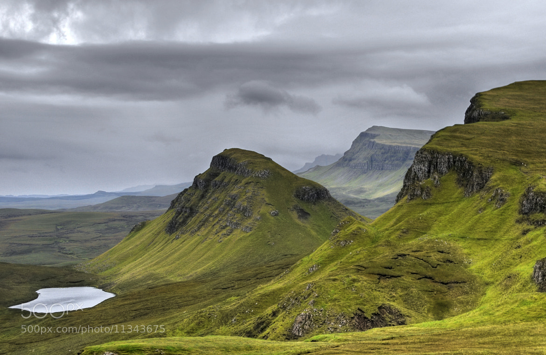 Photograph Untamed Scotland by Daniel Bosma on 500px