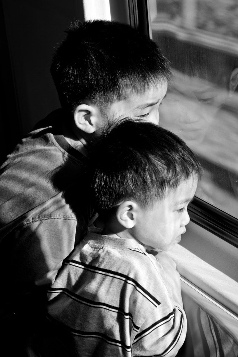 Photograph Brotherhood by 吳 岳恆 on 500px
